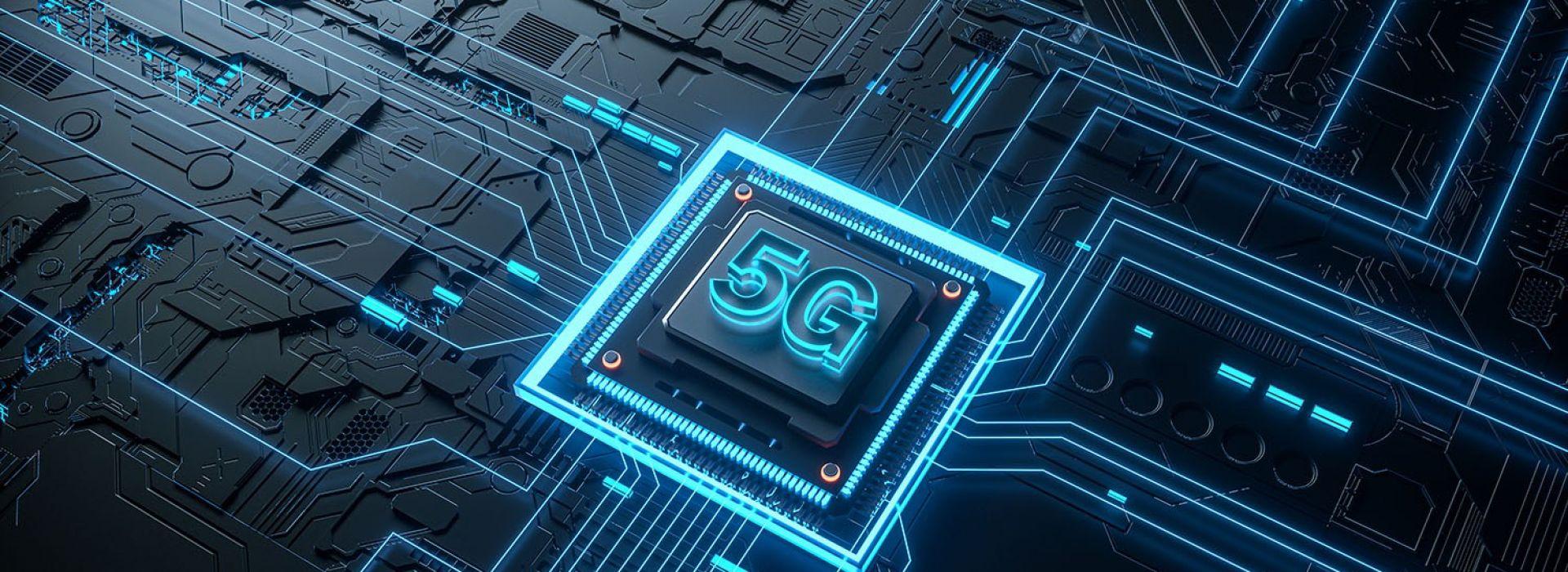Wchodzimy w nową technologię 5G