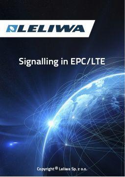 Signalling in EPC/LTE