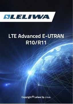 LTE Advanced E-UTRAN R10/R11